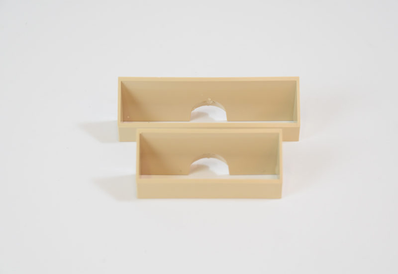 T-kort-holder-beige til 100 t-kort