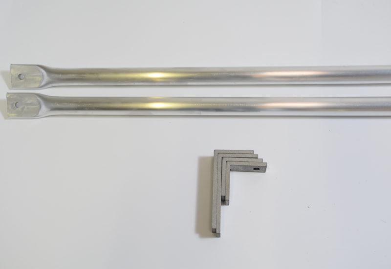 Beslag til montering af AeroSign lysskilt