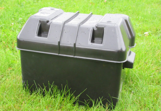 Batteri-til-resultattavle