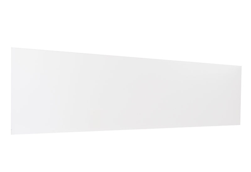 Frontplade til AeroSign lysskilt lyskasse