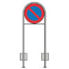 P-symbol vejskilt