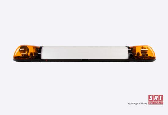 SignalSignLED® lysskilt med rotorblink