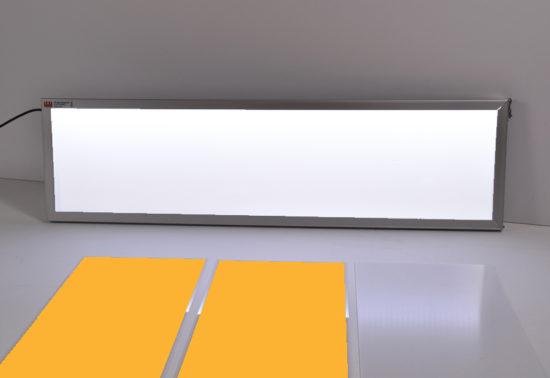 TripleSignLED® lysplade til særtransporter