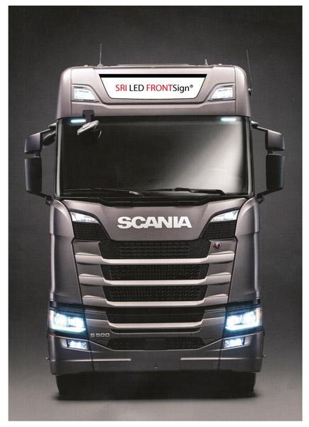 SCA 28x120 truck