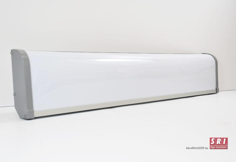 AeroSlimLED-20cm-SRI lyskasse lastbil