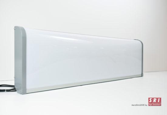 AEROSLIMLED® lysskilte
