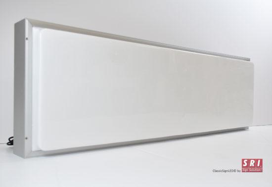ClassicSignLED-40cm-SRI lyskasse lastbil