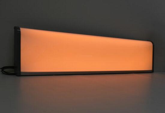 LED armatur - gult lys