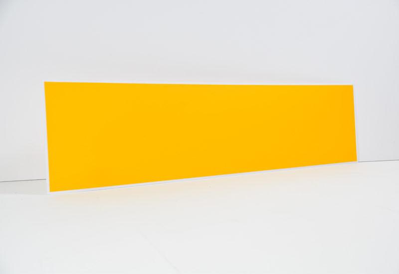 Gul frontplade til TripleSignLED® lysskilt