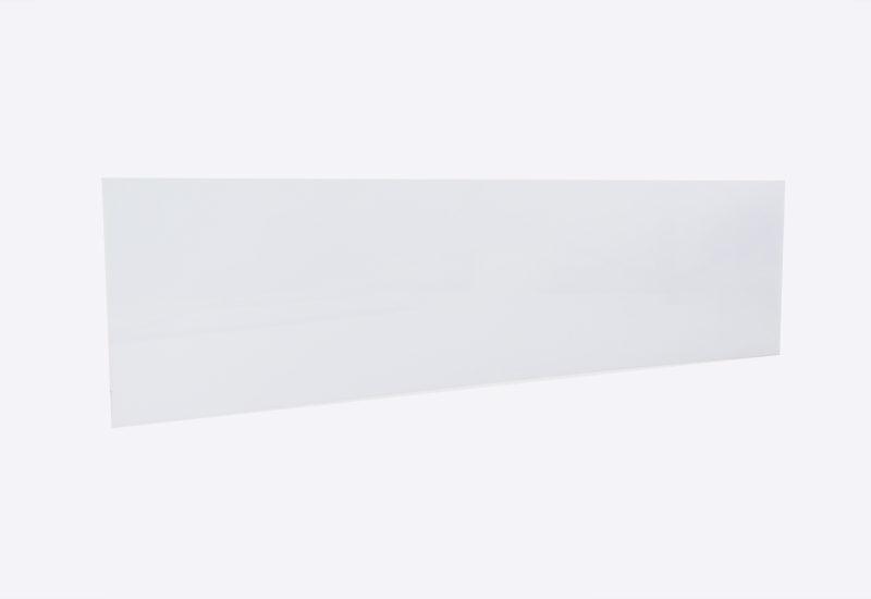 Hvid frontplade til TripleSignLED lysskilt