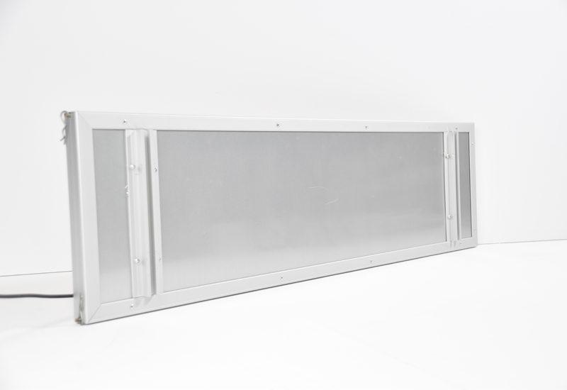 TripleSignLED® lysskilt - set bagfra