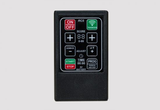 Remote Control - MaxiOneMS måltavle